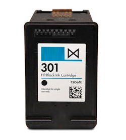 Kompatibilný čierny cartridge HP 301XL BLACK