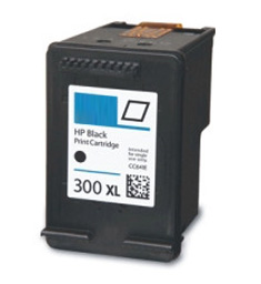 Kompatibilný čierny cartridge HP 300XL BLACK