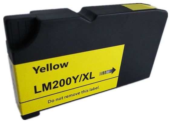 Kompatibilný cartridge Lexmark 200XL YELLOW (žltý)
