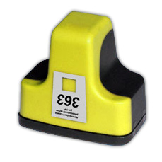 Kompatibilný farebný cartridge HP 363 XL YELLOW