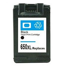 Kompatibilný cartridge HP 650 XL BLACK