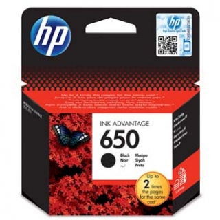 Originálny cartridge HP 650 COLOR