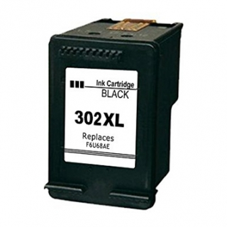 Kompatibilný cartridge HP 302 XL BLACK