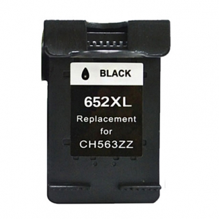 Kompatibilný cartridge HP 652 XL BLACK