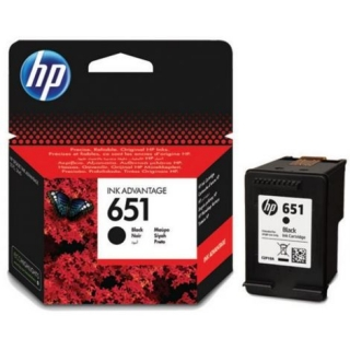 Originálny cartridge HP 651 BLACK