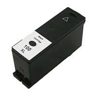 Čierny cartridge Lexmark 100XL BLACK