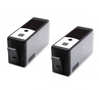 2 X kompatibilný cartridge HP 655 BLACK